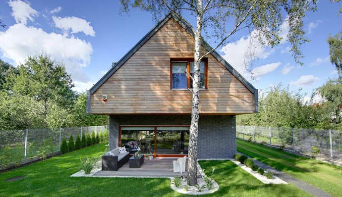 Сколько стоит купить дом в зеленой гуре польша